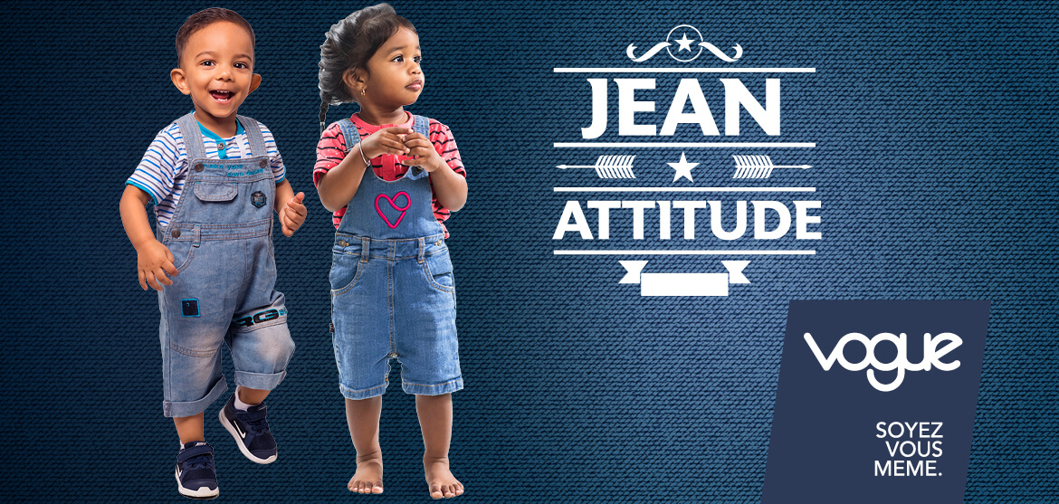 Collection jean